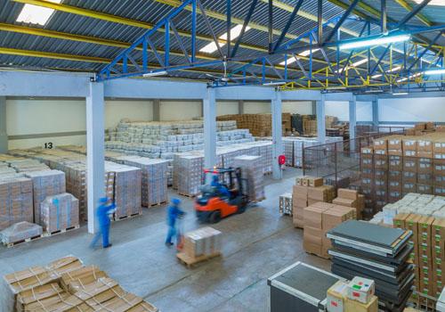 MPZ warehouse